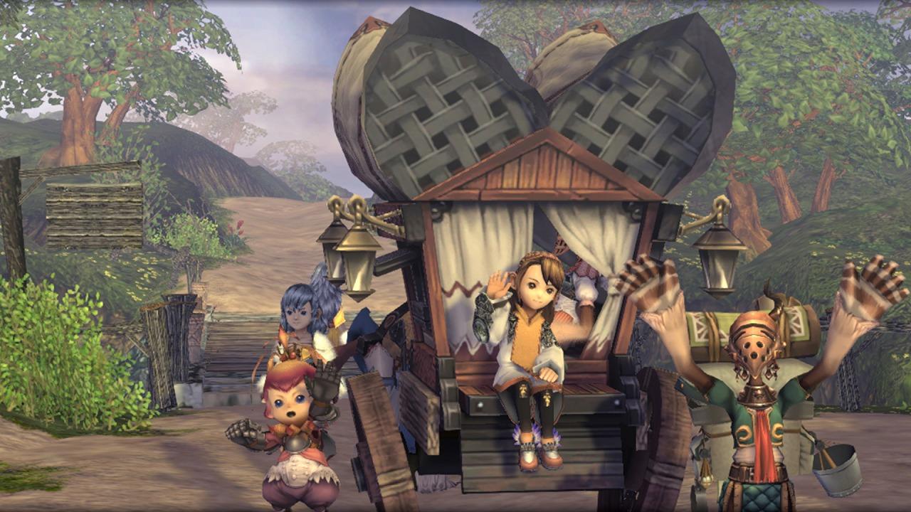 Lançamento de Final Fantasy Crystal Chronicles Remastered Edition 23 de janeiro de 2020