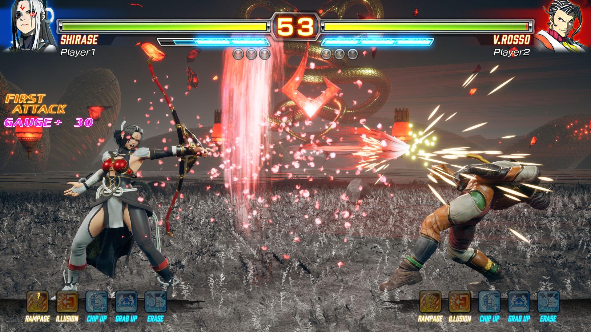 Lançamento do Fighting EX Layer PC para 30 de novembro