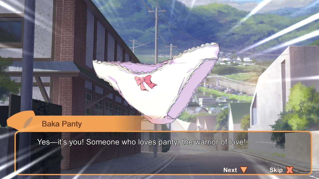 Lançamento do Panty Party para Switch em 25 de abril