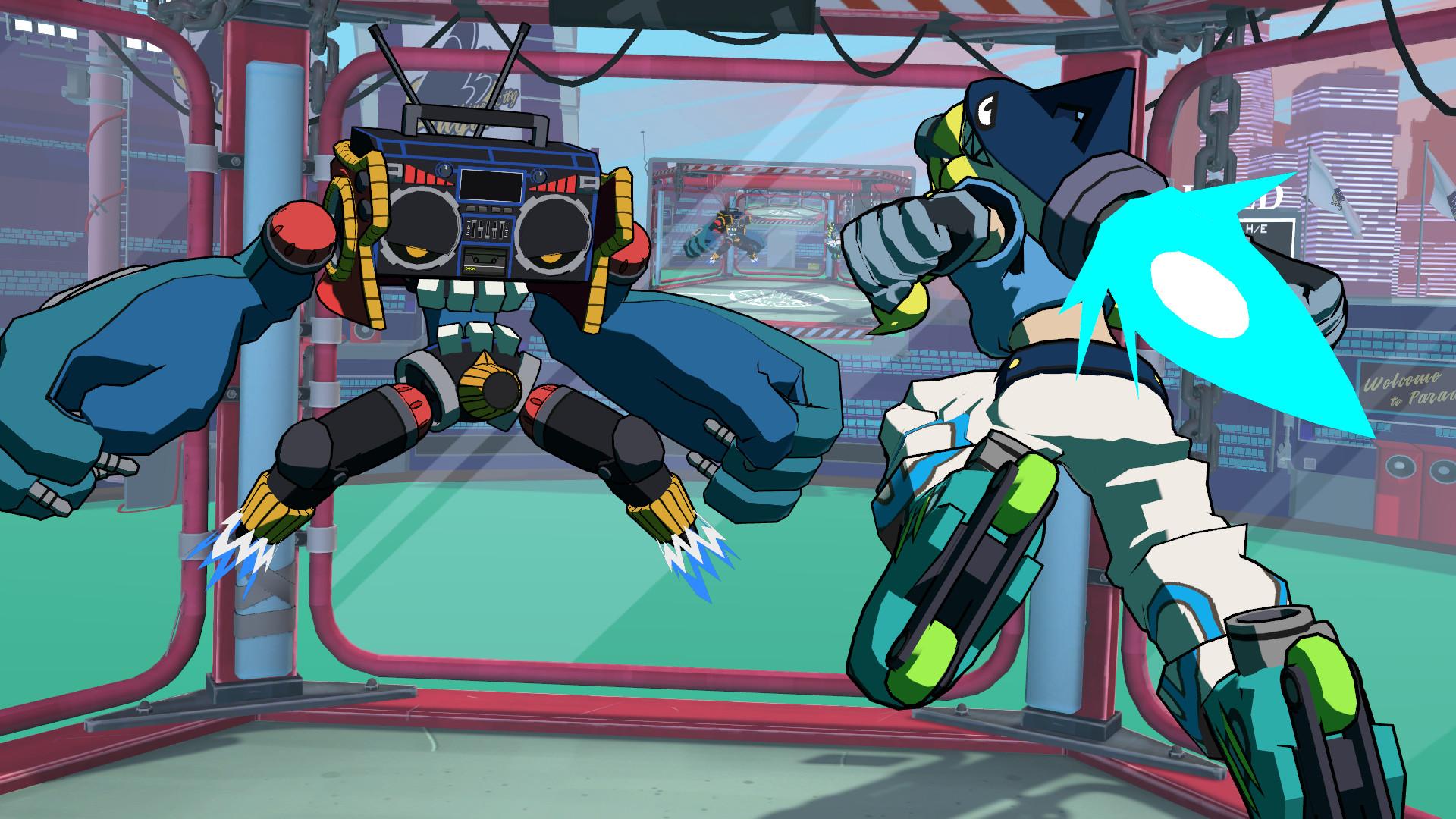 Lethal League Blaze agora disponível para consoles