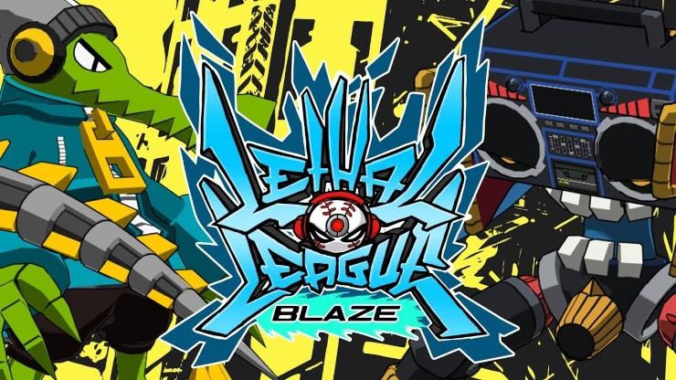 Lethal League Blaze lança 24 de outubro para PC, consoles primavera de 2019