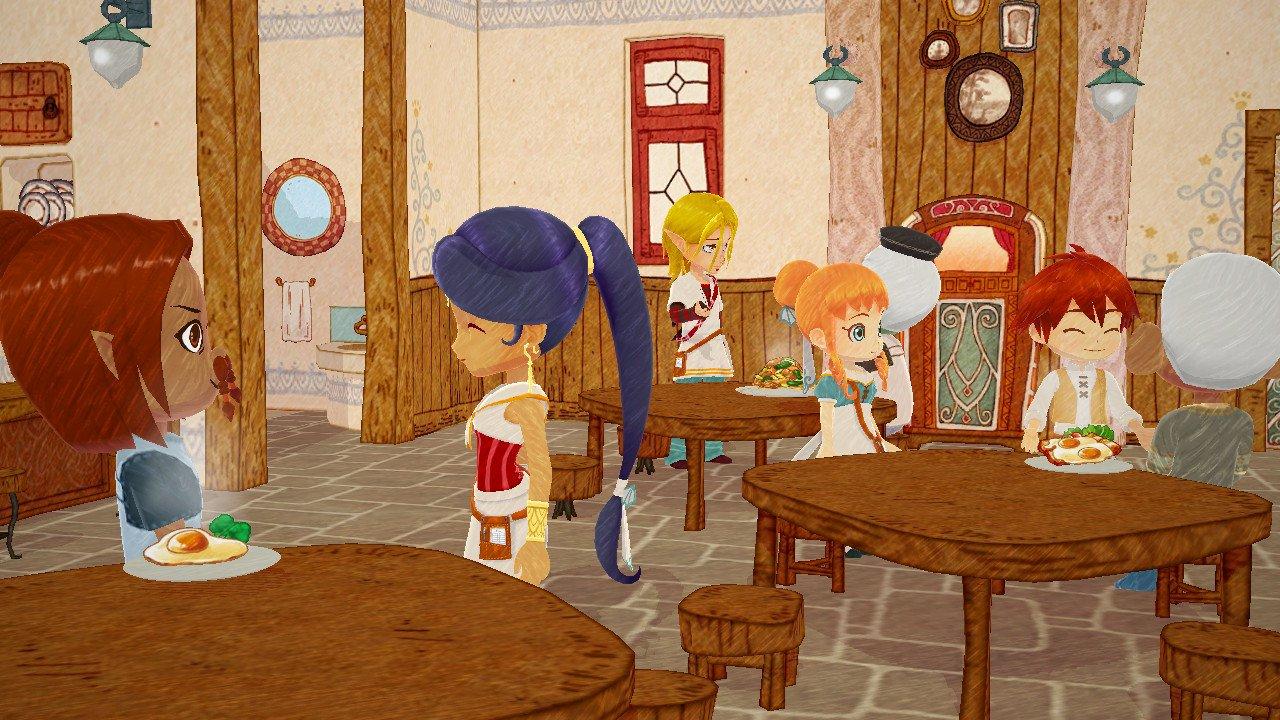 Little Dragon's Cafe já disponível no PC