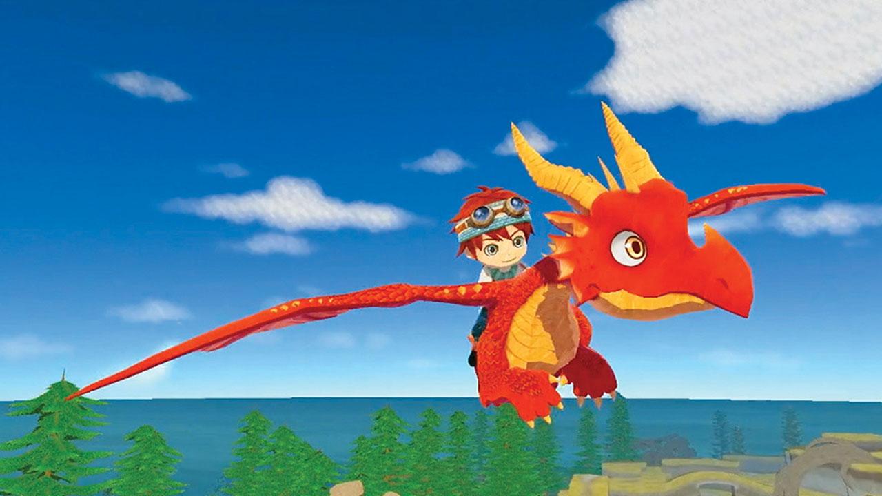Little Dragon's Cafe lança para PC em 15 de novembro