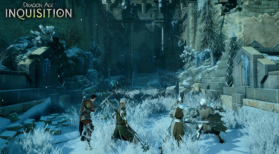 Lutando com amigos: mãos à obra com o multijogador de Dragon Age Inquisition