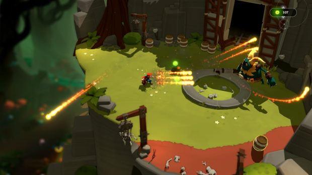 Magos de Mystralia Screenshot