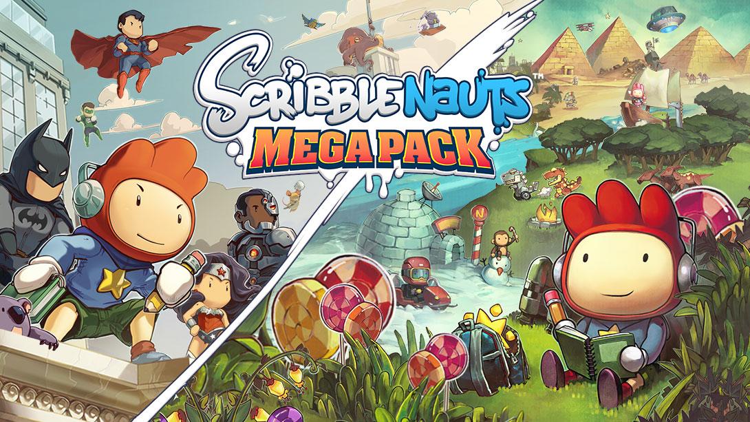 Mega Pack Scribblenauts já disponível para consoles