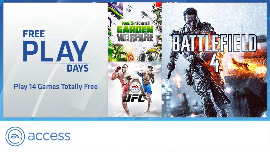 Membros do Xbox Live Gold podem jogar todos os jogos no EA Access ...