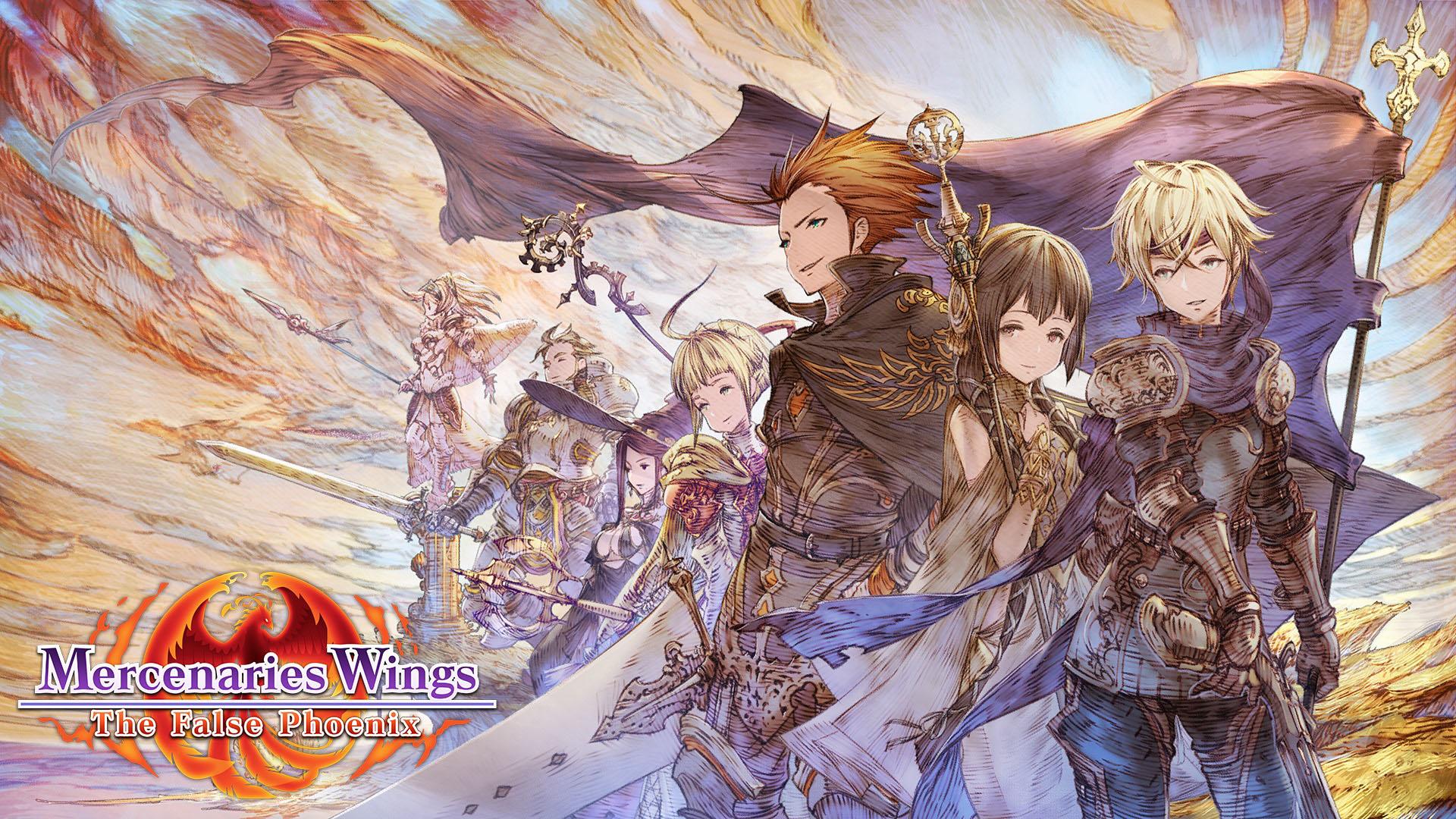 Mercenaries Wings: The False Phoenix Western será lançado em novembro de 2018