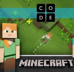 Microsoft e Code.org se unem para levar o Minecraft à hora do ...