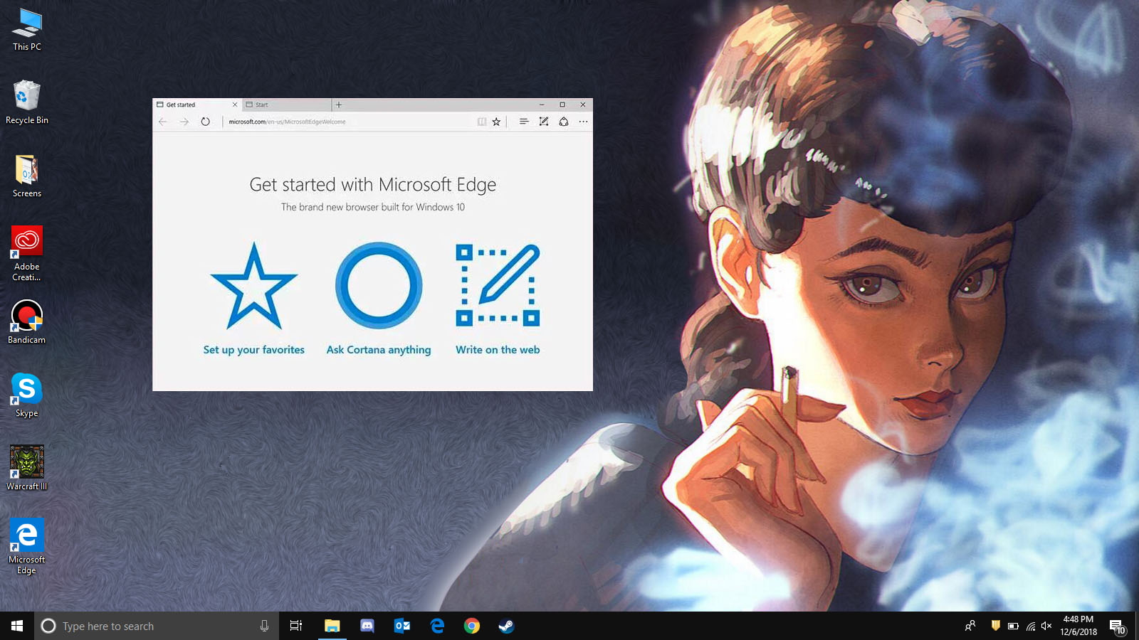 Microsoft está reconstruindo o Edge Browser, mas parece que o Chromium