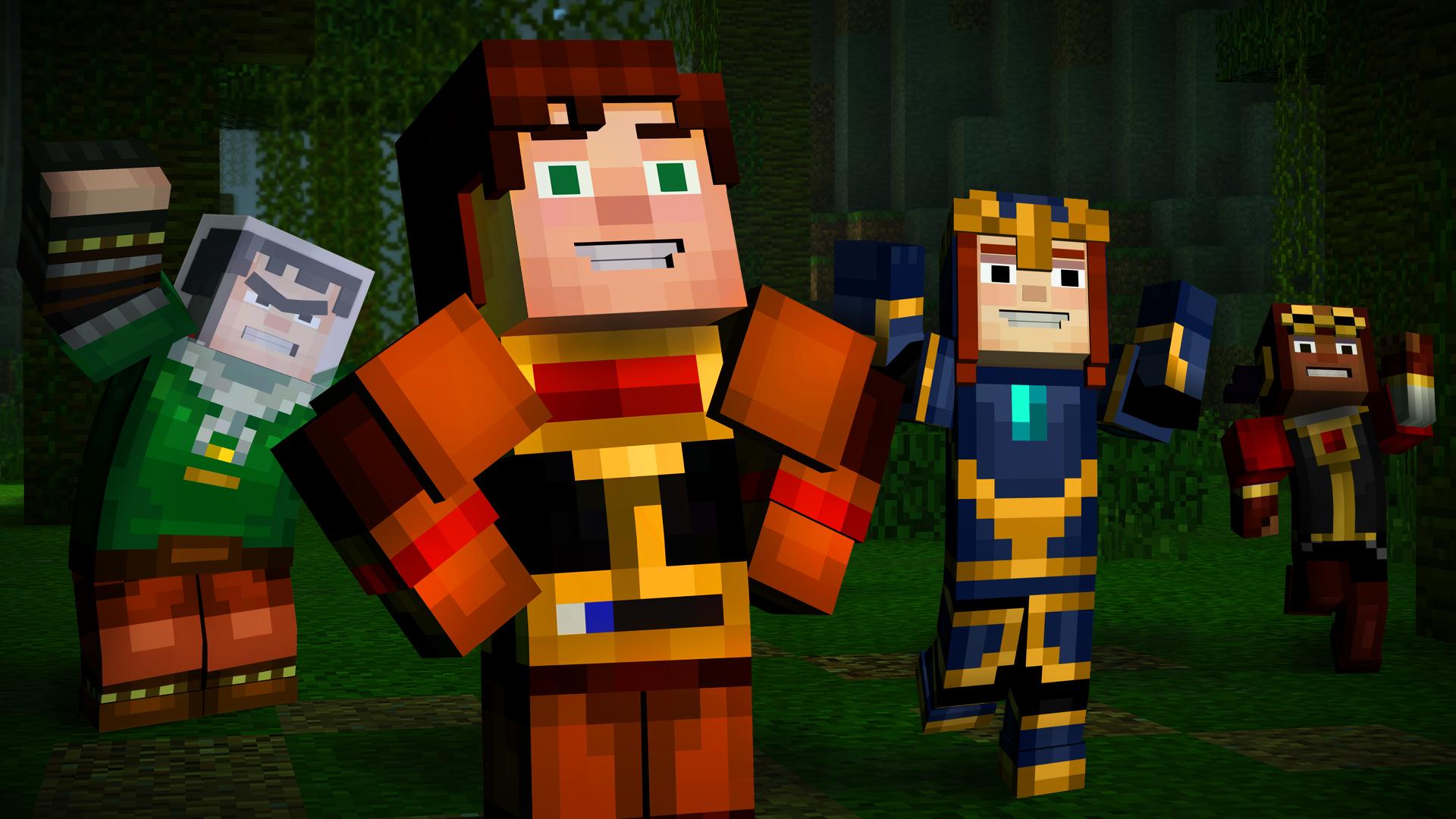 Minecraft: Story Mode retorna para o episódio 5 em 29 de março ...
