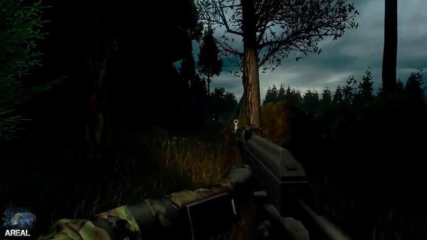 Mostrada a primeira filmagem regional do jogo