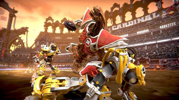 Mutant Football League: Dynasty Edition agora disponível no PC, consoles