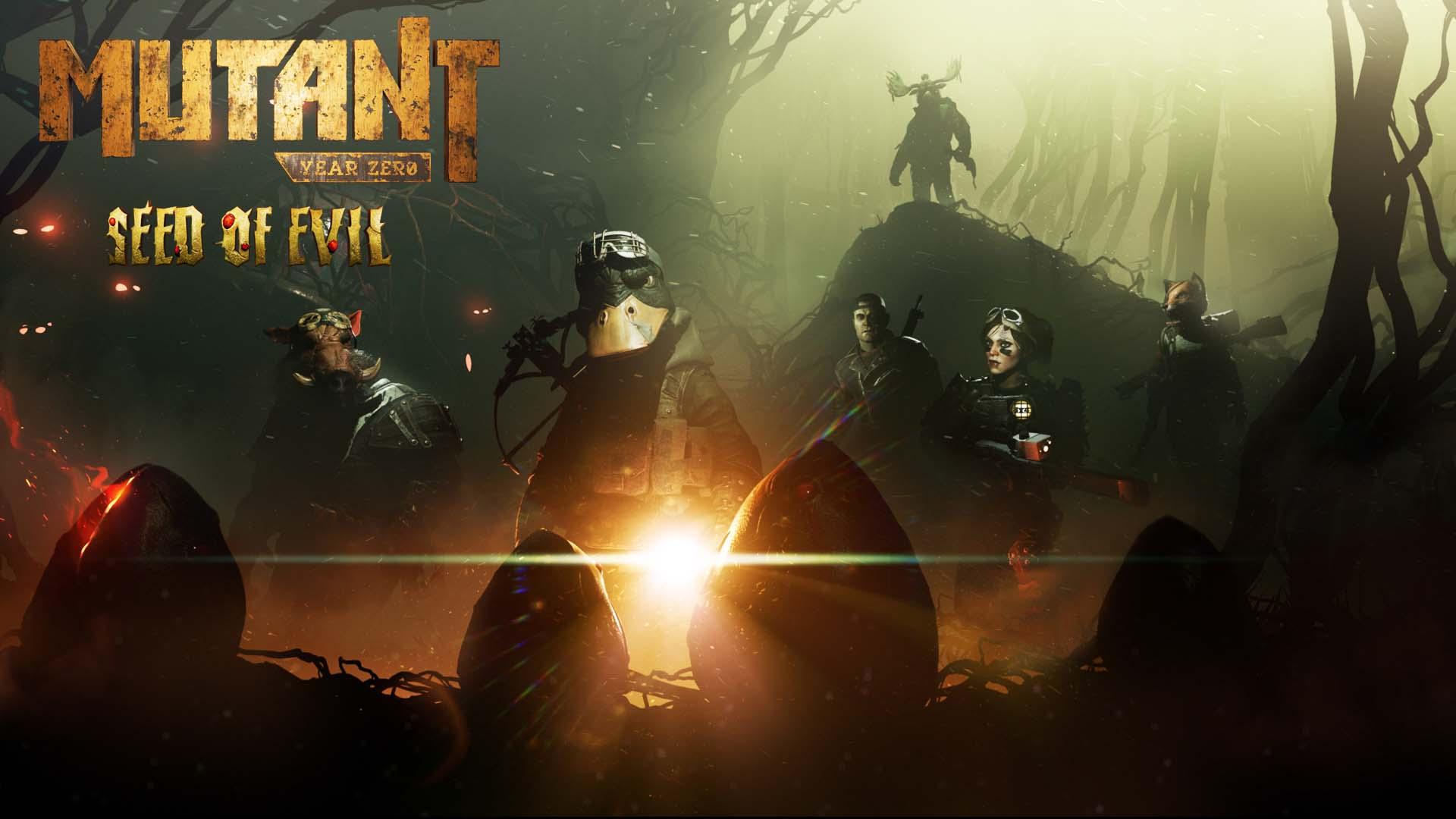 Mutant Year Zero: Road to Eden Deluxe Edition adiado, 'Sementes de ...