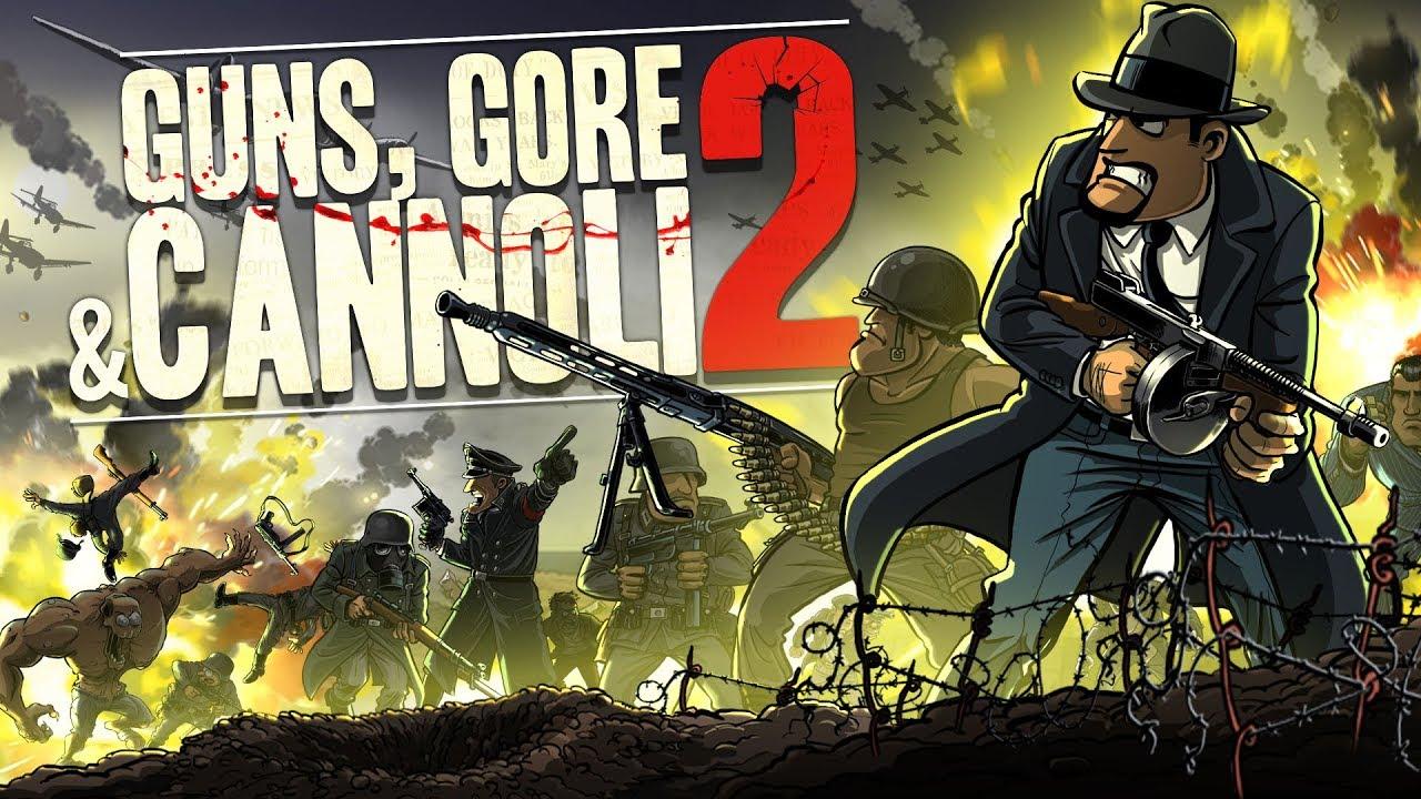 Nicho em destaque - Armas, Gore e Cannoli 2: Gabbagool Ganking
