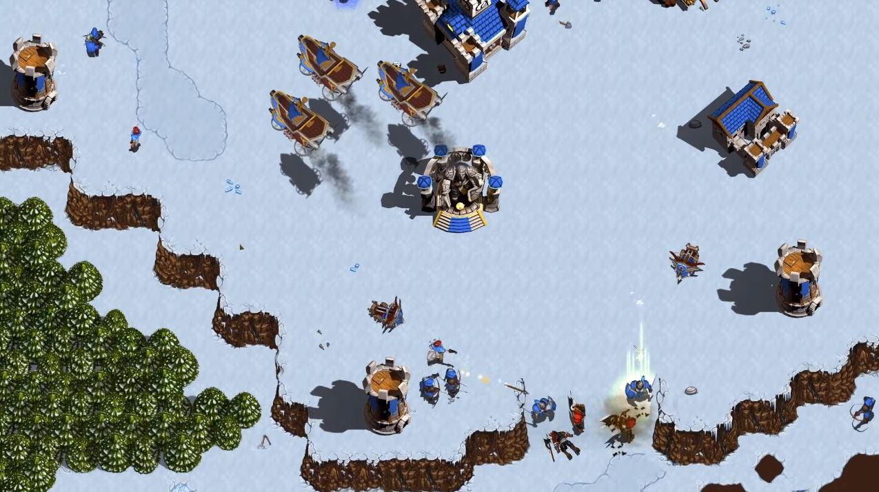 Nicho em destaque - Loria: Golden Era 2D RTS