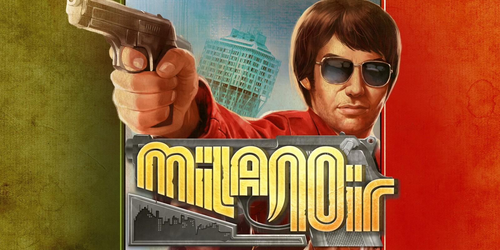 Nicho em destaque - Milanoir: espetacular cooperativa de ação de vingança e ação mafiosa dos anos 70