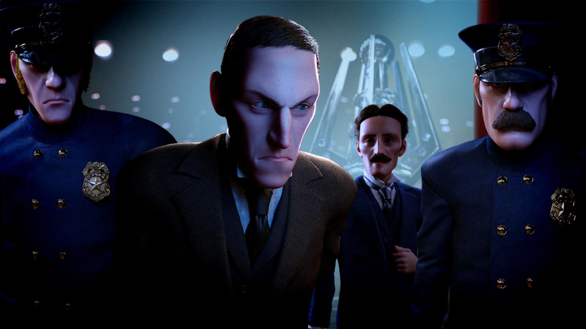 Nicho em destaque - Tesla vs Lovecraft