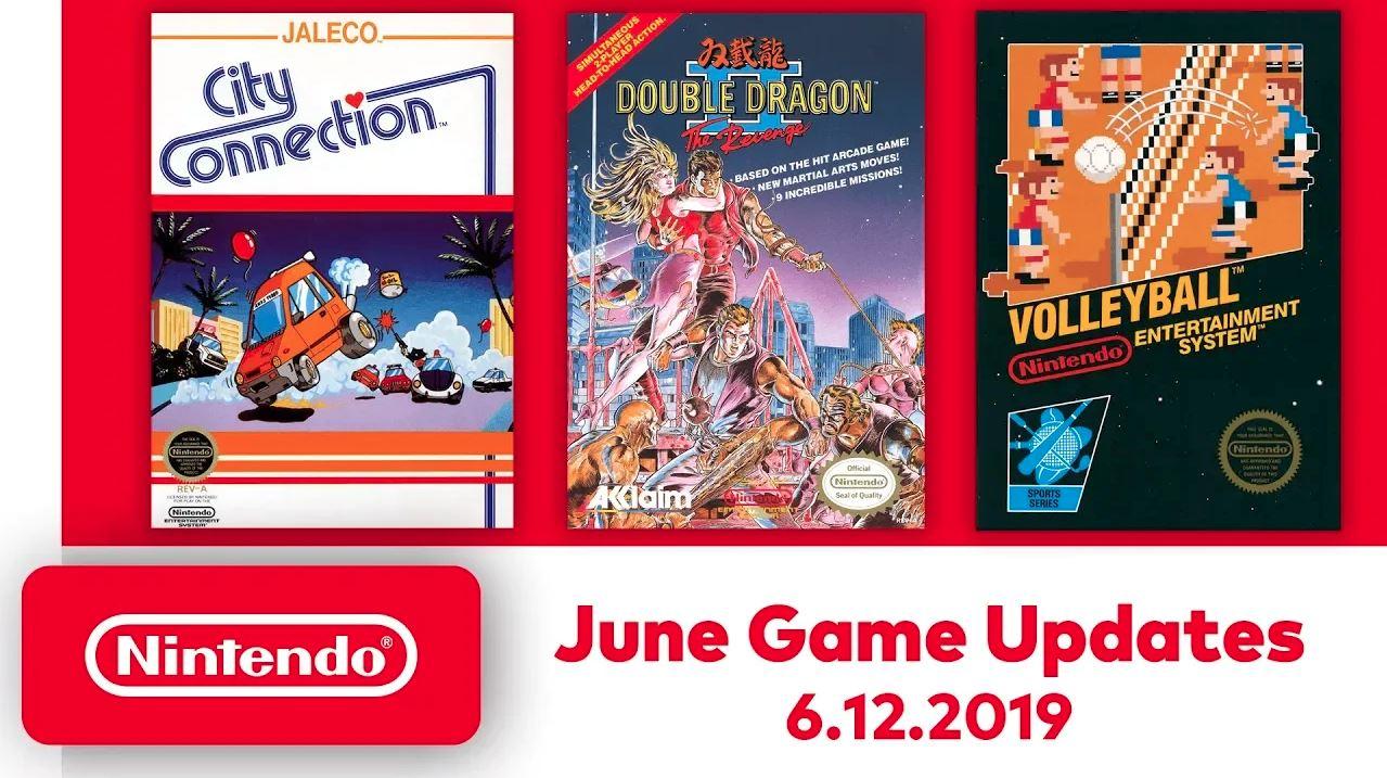 Nintendo Switch Online adiciona mais jogos NES - City Connection, Double ...
