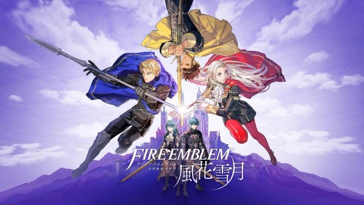 Novas informações para Fire Emblem: Three Houses