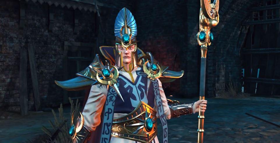 Novo Warhammer: Chaosbane Trailer apresenta o mago elfo Elontir