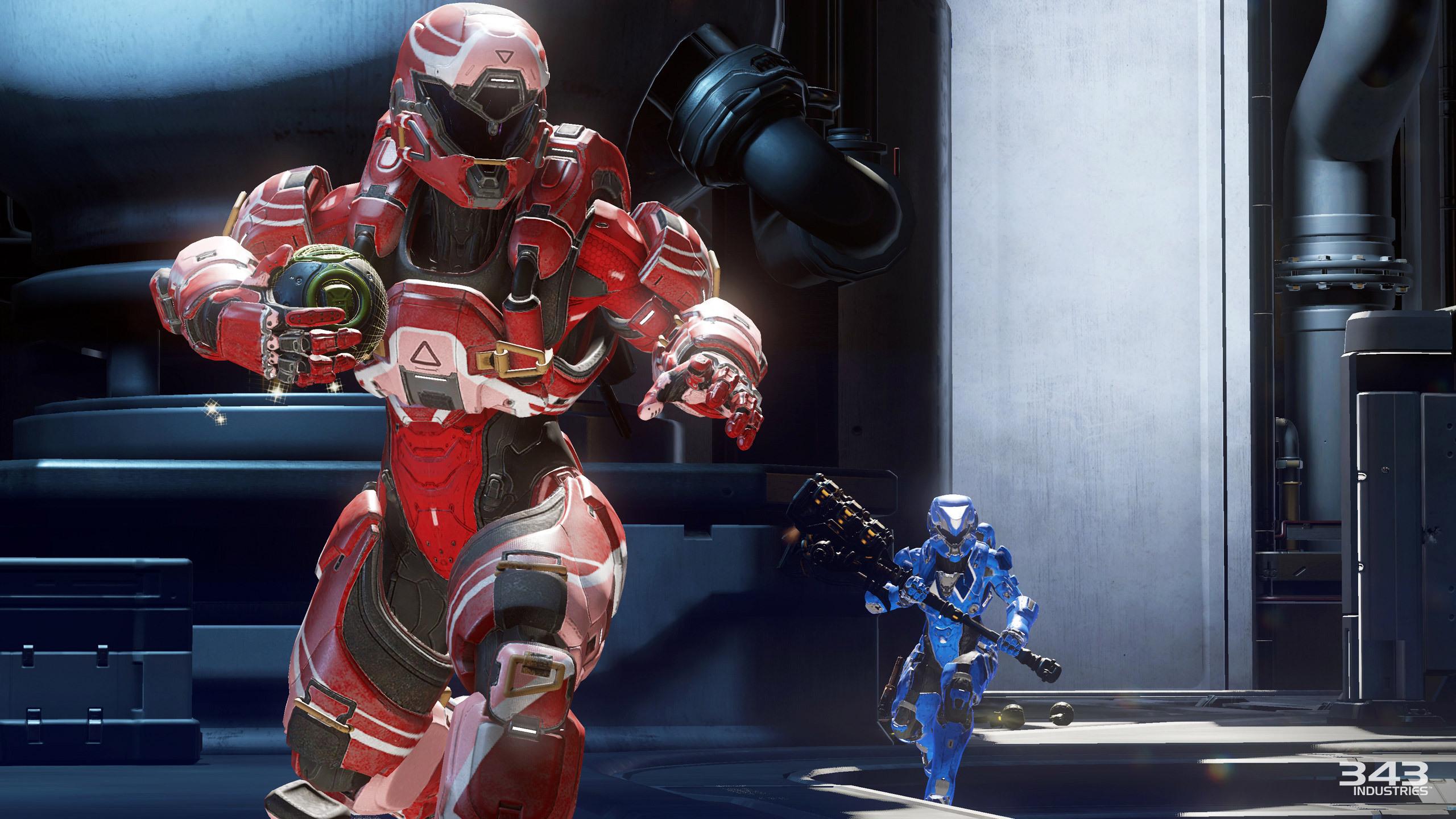 Novo conteúdo gratuito de Halo 5: Guardians detalhado como o lançamento de Hammer Storm ...