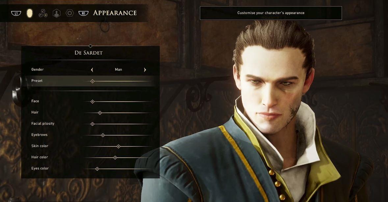 Novo diário de desenvolvedores do GreedFall mostra elementos de RPG e personalização
