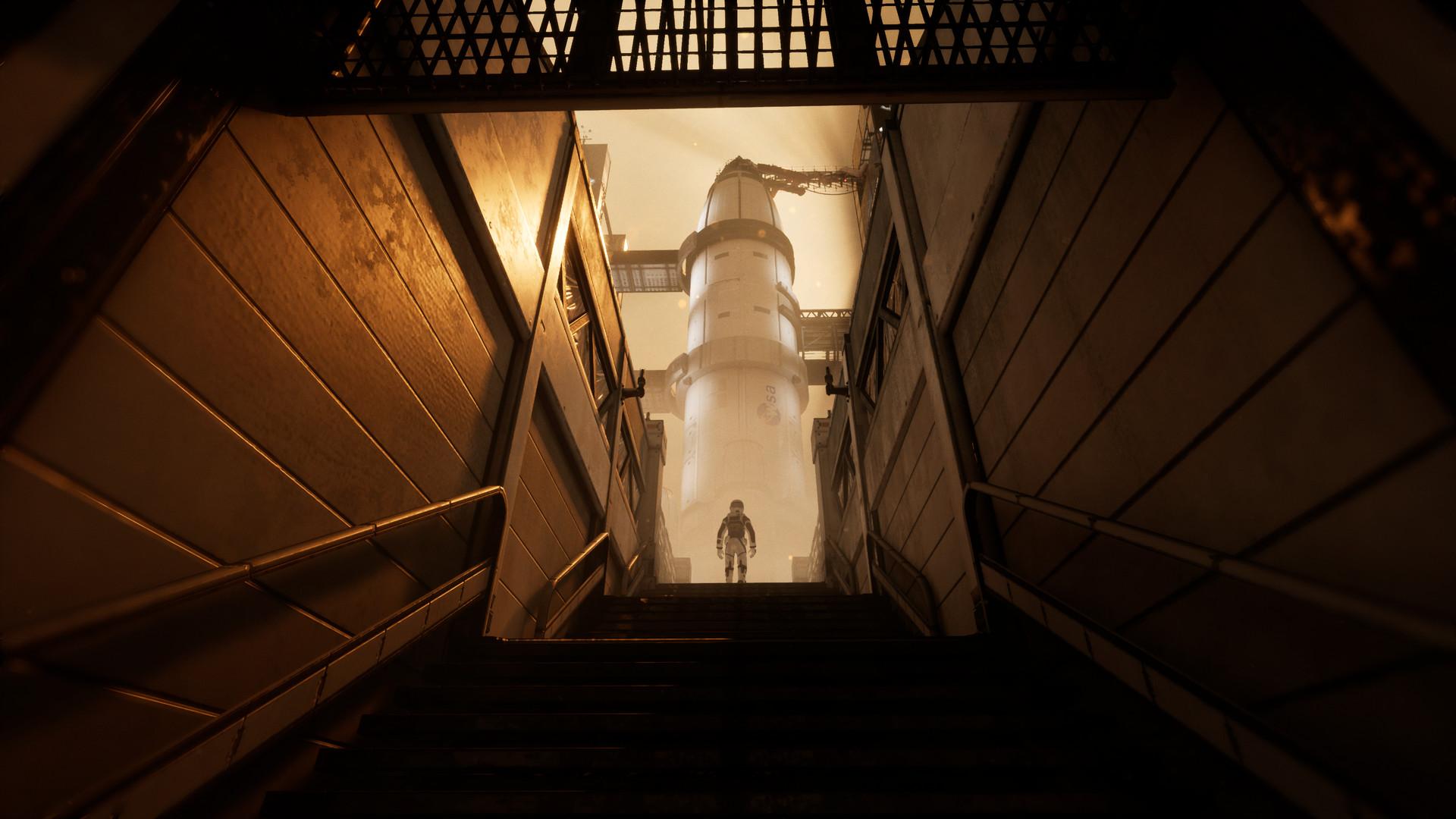 """Novo diário de desenvolvimento para o thriller de ficção científica """"Deliver Us The Moon"""""""