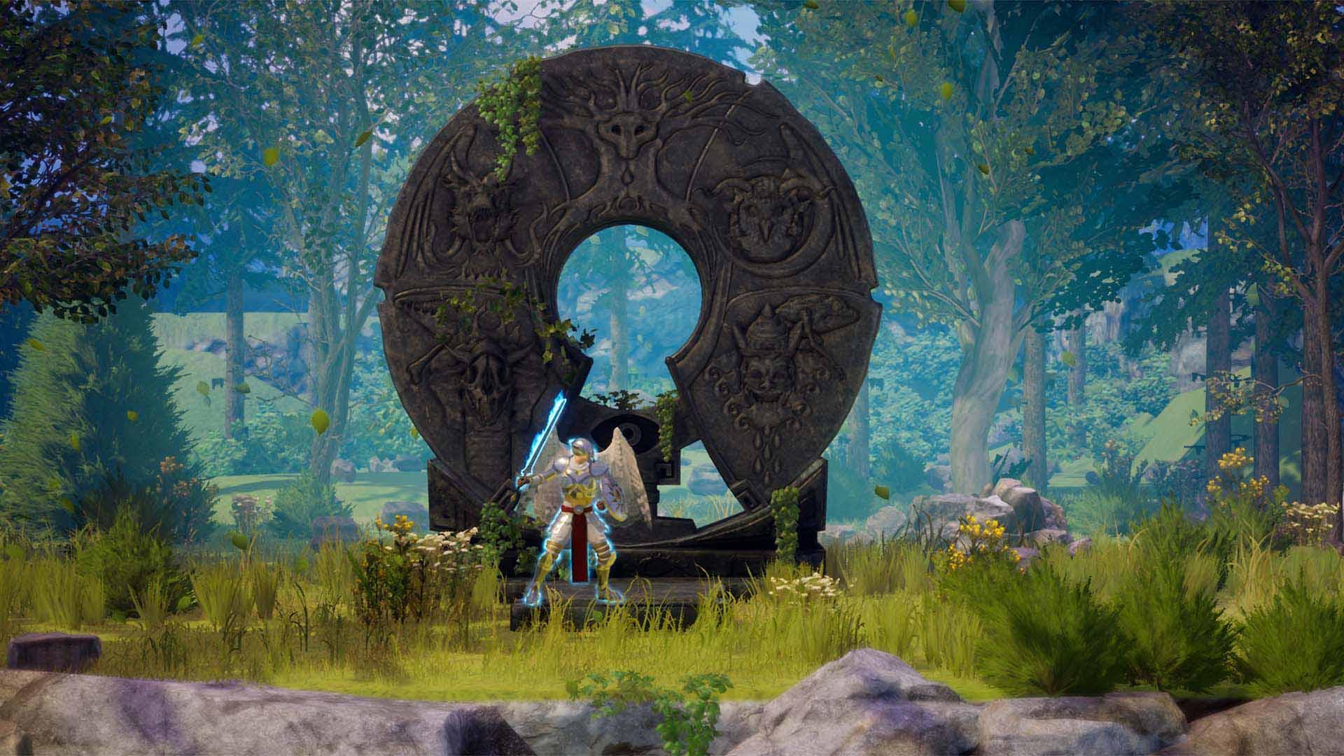 Novo jogo da Sega, SolSeraph, é como um sucessor espiritual do ActRaiser