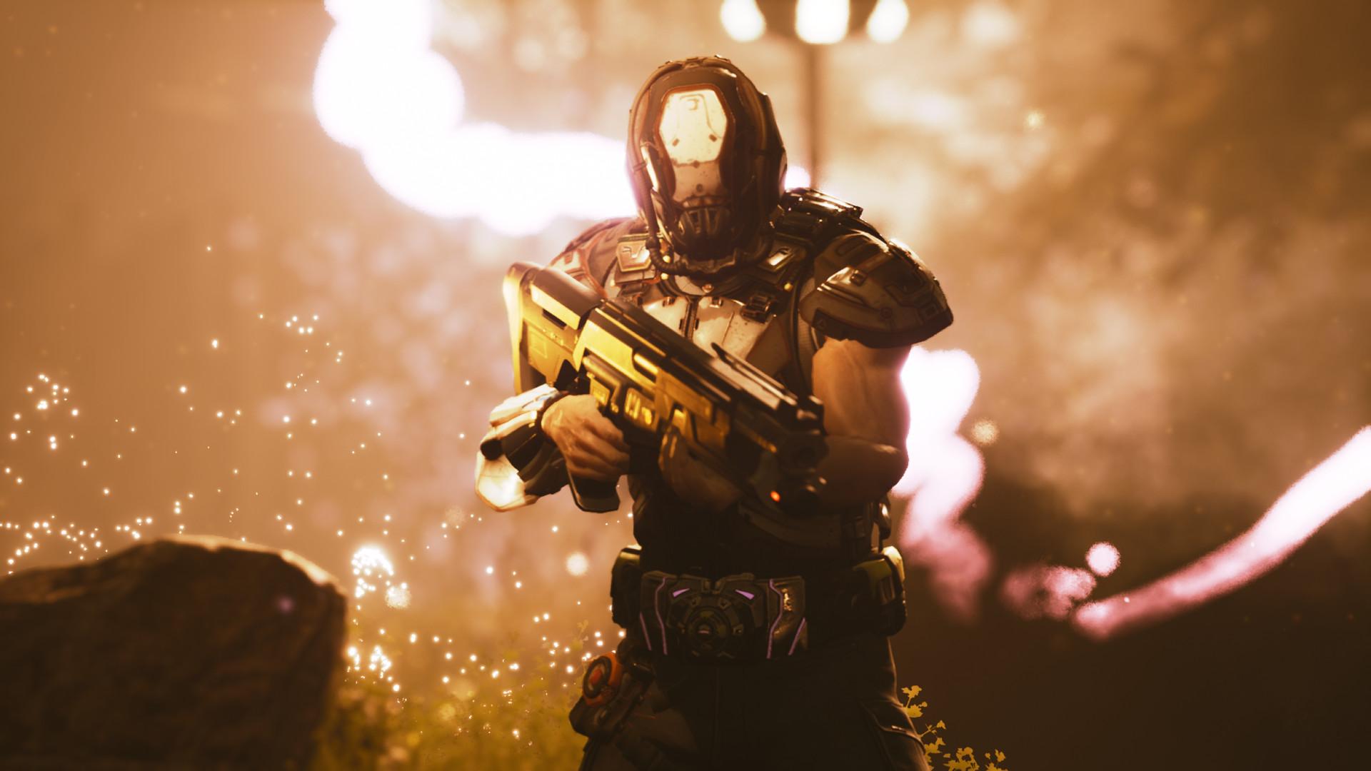 "Novo trailer ""Ascend"" para Stormdivers do Battle Royale Shooter"