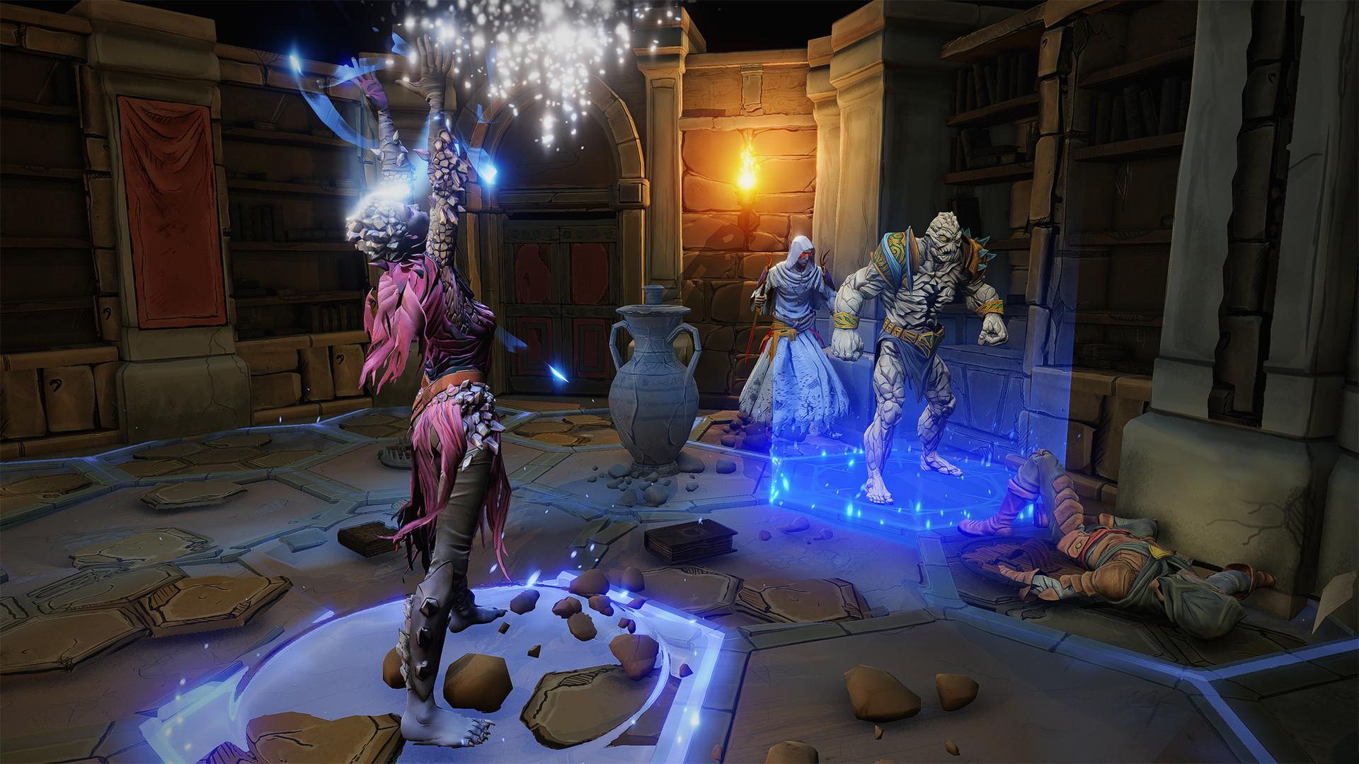 Novo trailer de jogabilidade para Gloomhaven