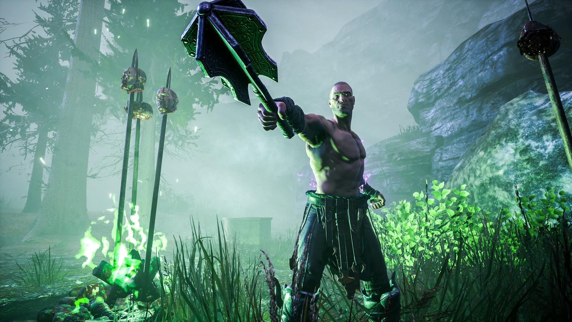 Novo trailer do ARPG Rune II inspirado em nórdicos