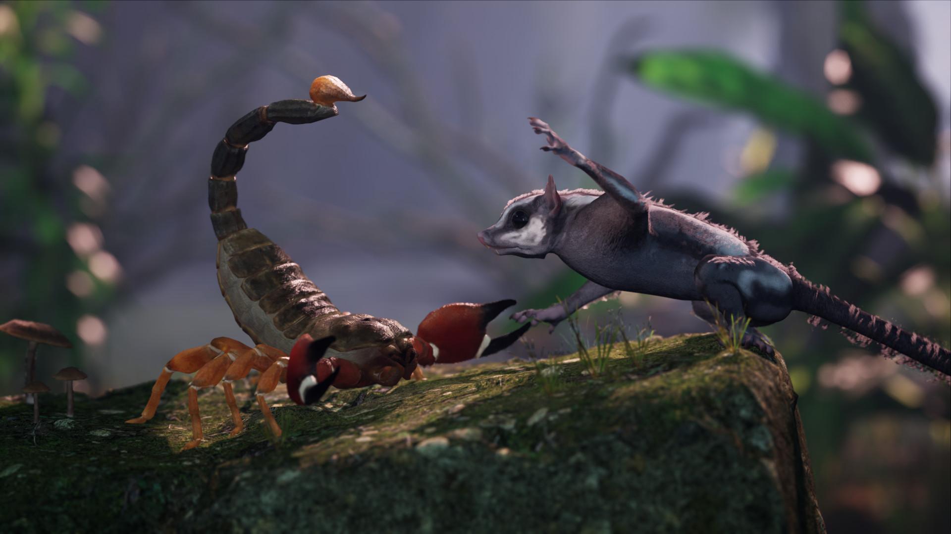 Novo trailer, protótipo jogável revelado para Away: The Survival Series