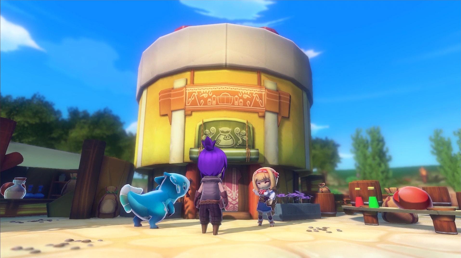 O Life-Sim e o RPG de coleta de monstros