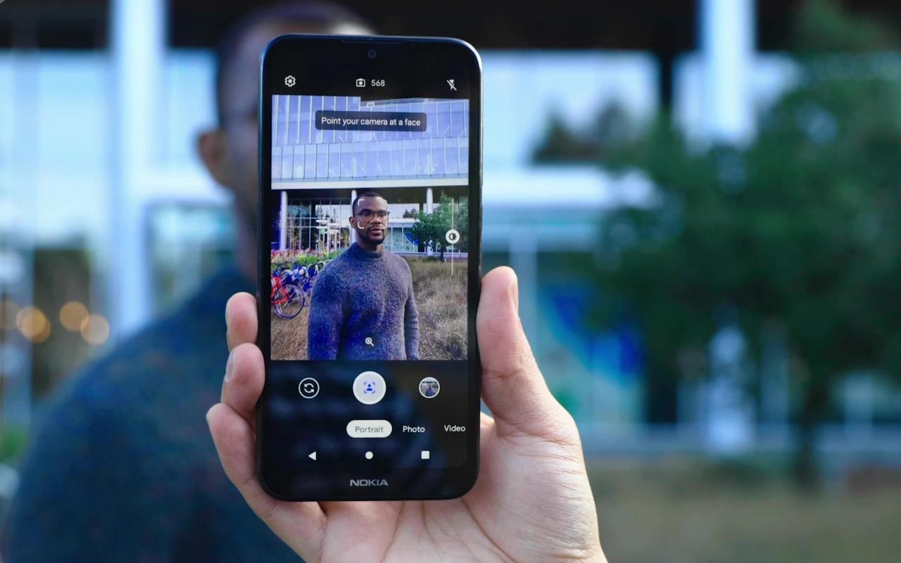 O aplicativo Google Camera Go pode levar o HDR ao orçamento de telefones Android