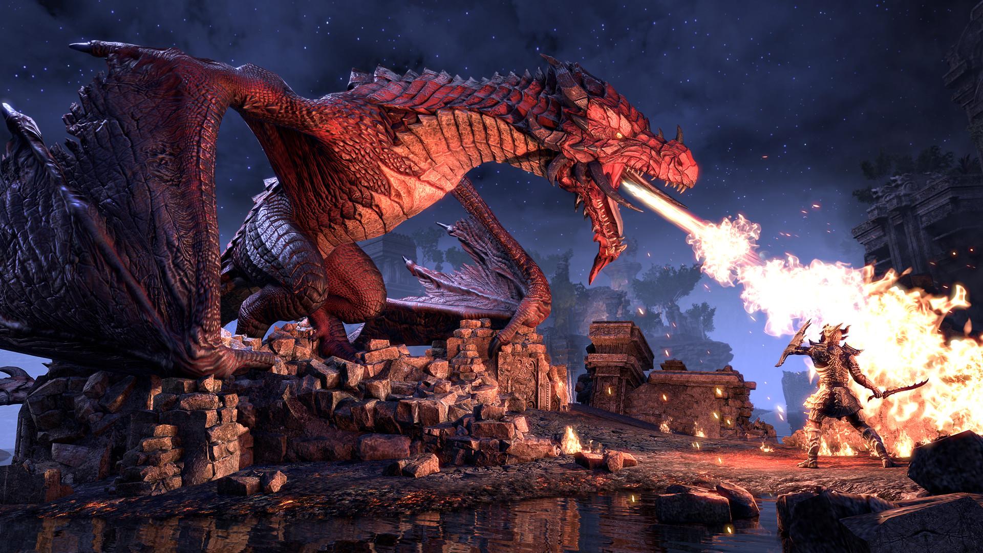 """O chefe do Elder Scrolls Online diz que a equipe está """"matando"""", confirma ..."""