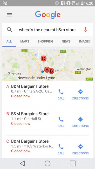 OK Google Sou eu ou você está melhorando nisso?