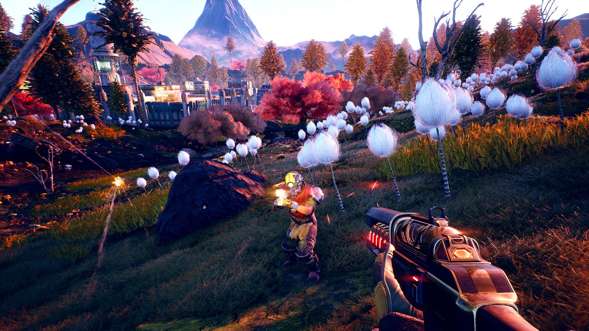 """Obsidian Entertainment Anuncia """"Os Mundos Exteriores"""" para PC, PS4 e Xbox ..."""
