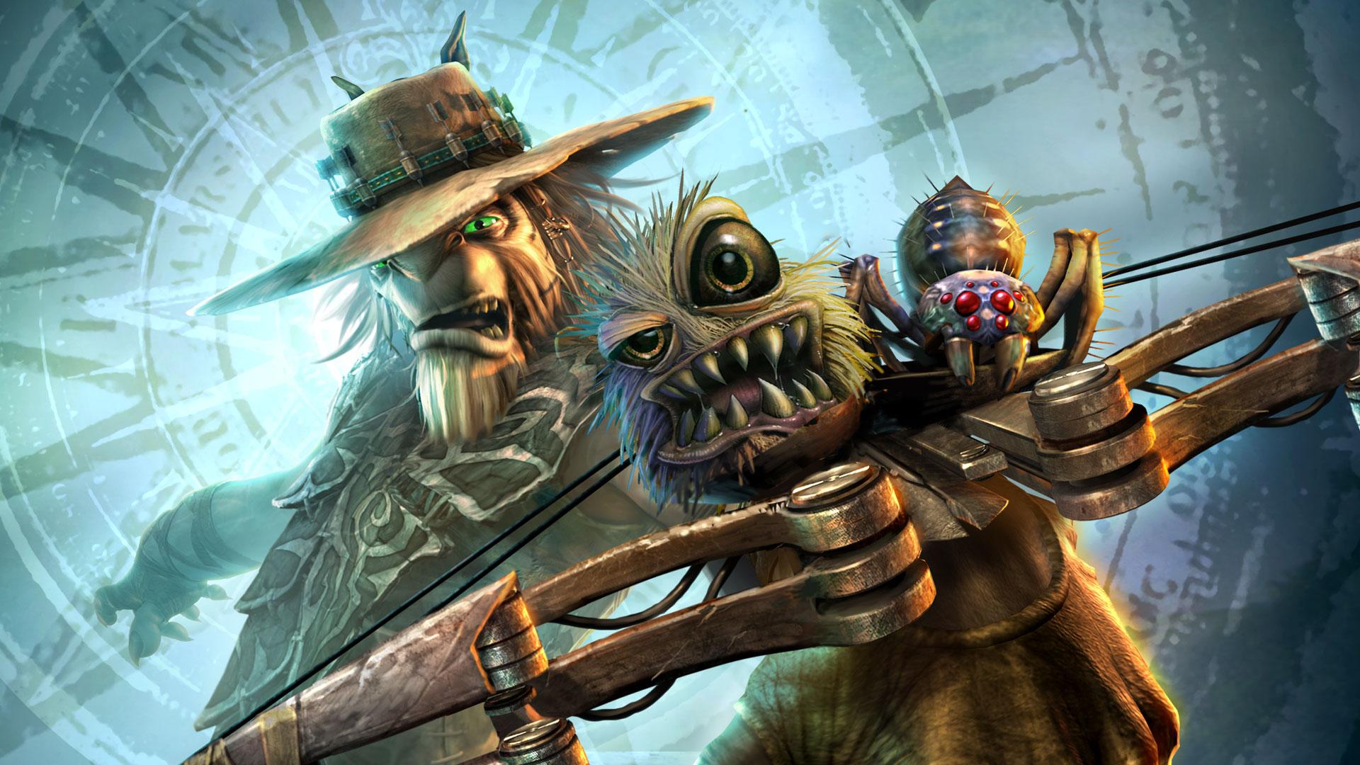 Oddworld: Stranger's Wrath HD recebe uma porta de switch