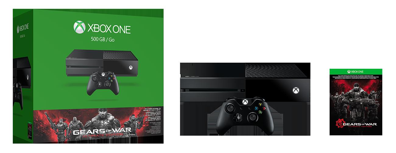 Pacote Gears of War: Ultimate Edition para Xbox One e vídeo dos bastidores ...