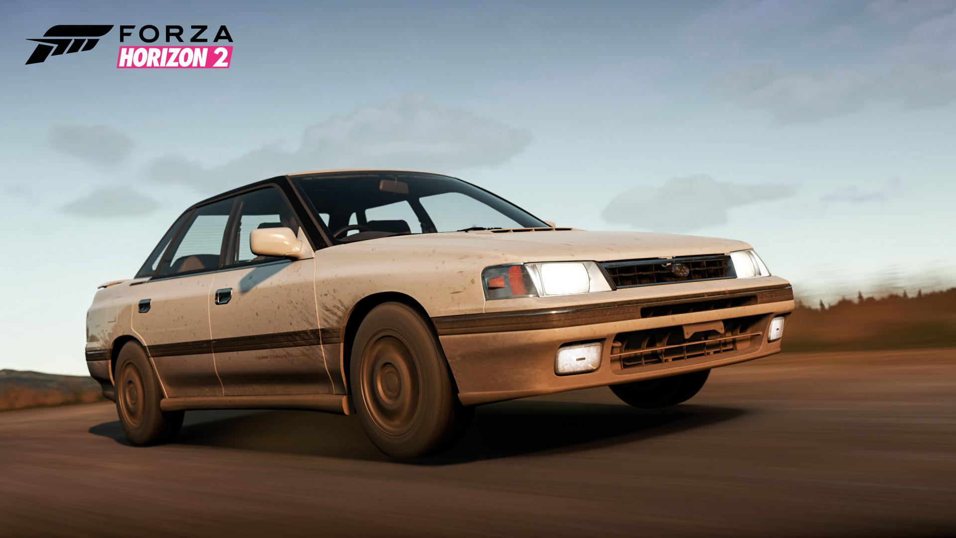 Pacote de carros Falken do Forza Horizon 2 já está disponível