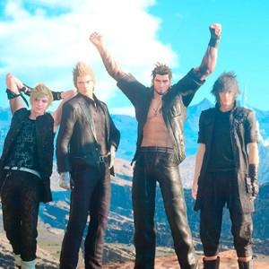 Pacotes de Final Fantasy XV Holiday e novo jogo + já estão disponíveis
