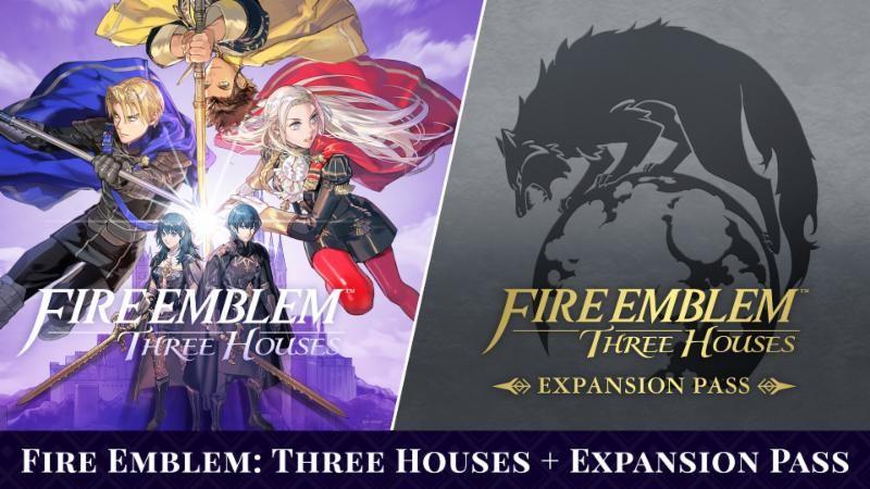 Passe de expansão anunciado para Fire Emblem: Three Houses