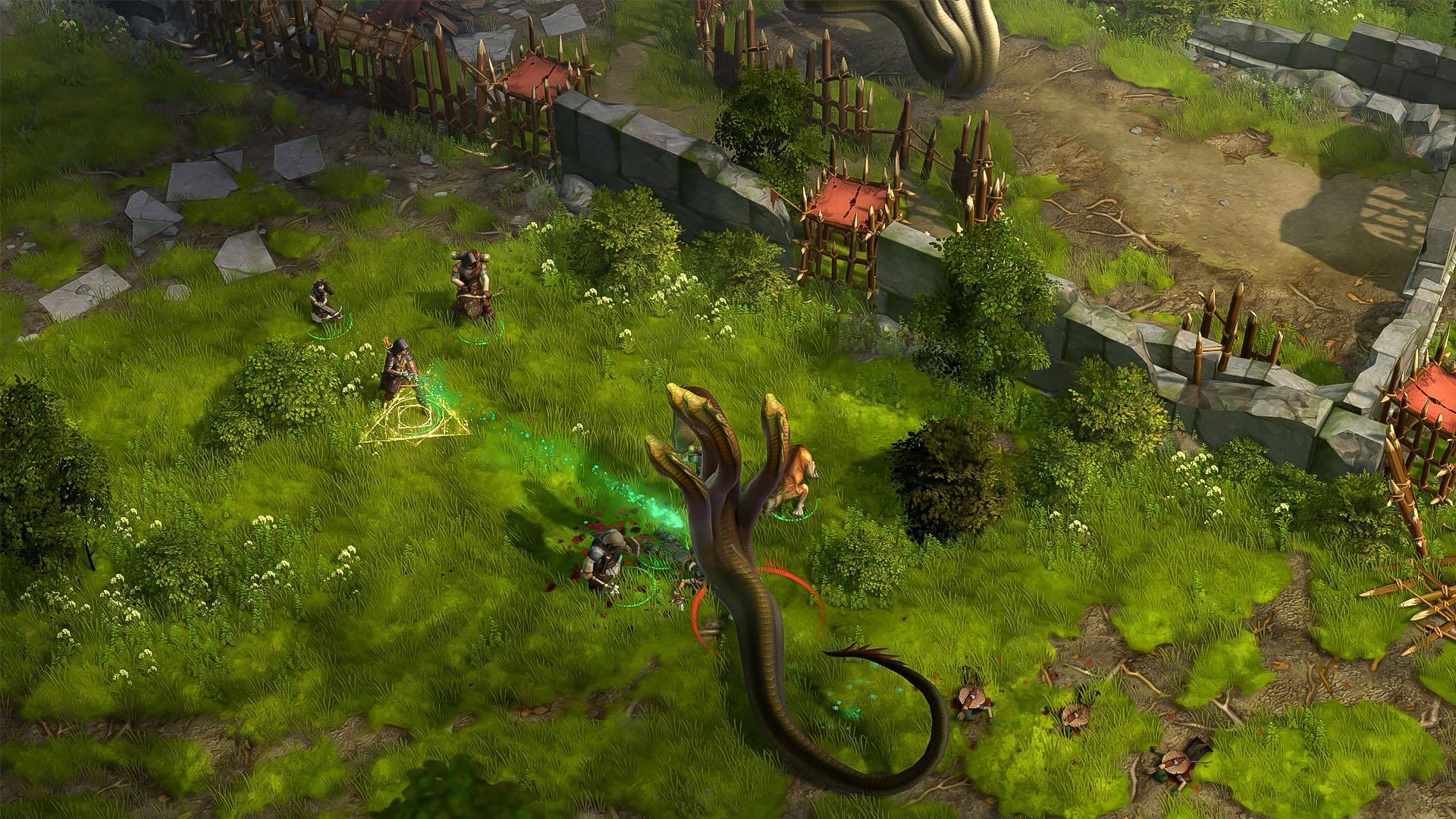Pathfinder: Kingmaker recebe uma edição aprimorada, lança ao lado do DLC final em ...