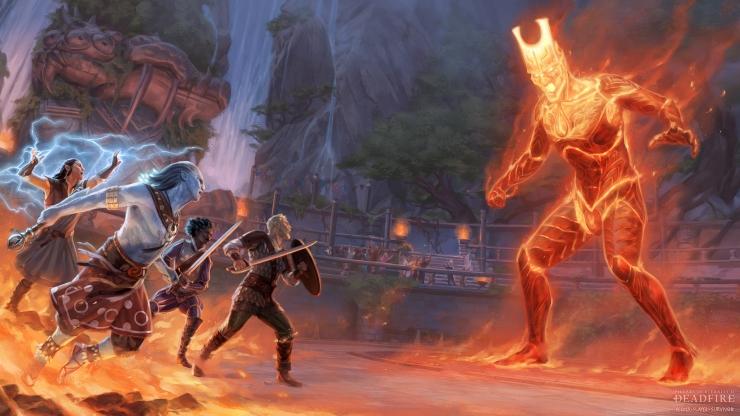 "Pilares da Eternidade II: DLC Deadfire ""Seeker, Slayer, Survivor"" lança setembro ..."