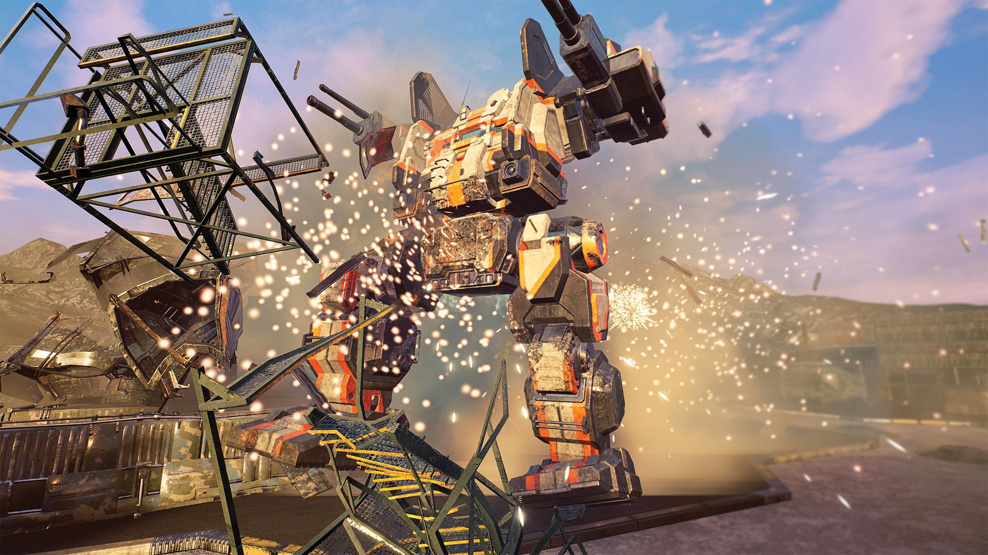 Piranha Games explica por que o MechWarrior 5: Mercenaries foi exclusivo da Epic Store