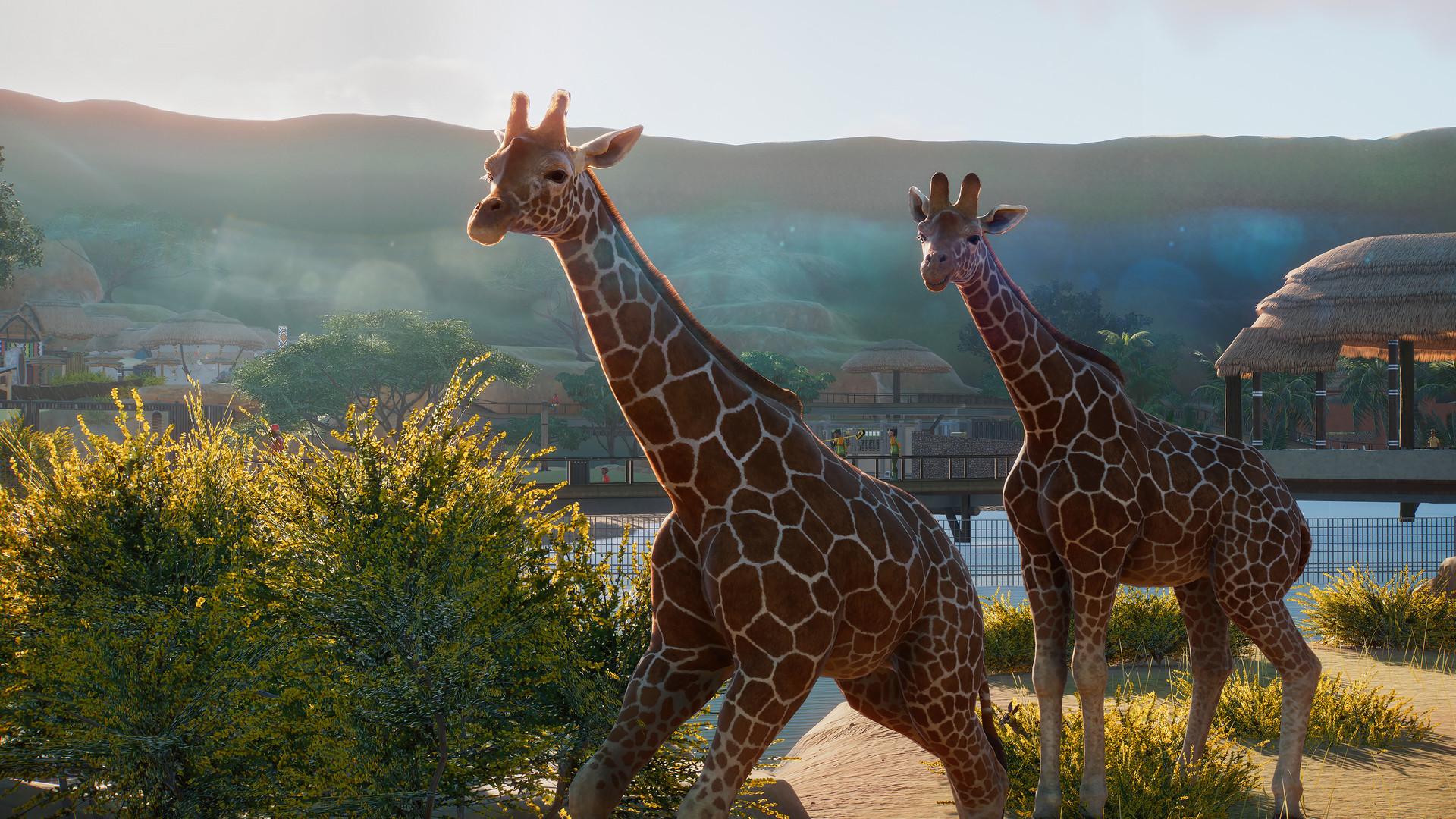 Planet Zoo será lançado em 5 de novembro de 2019 na E3 2019