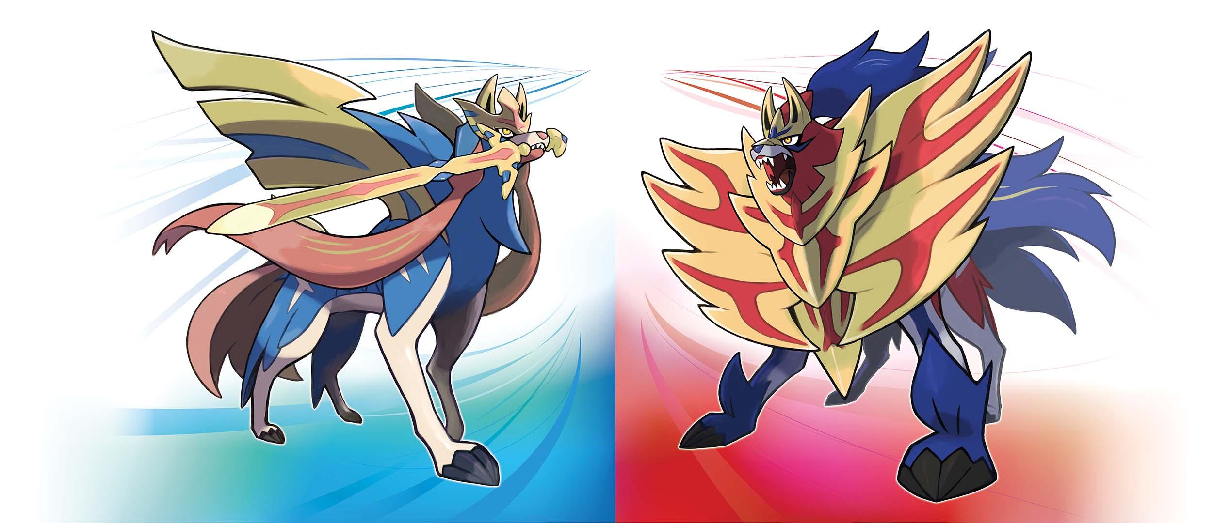 Pokemon Sword and Shield Lançamento 15 de novembro, Novos Detalhes