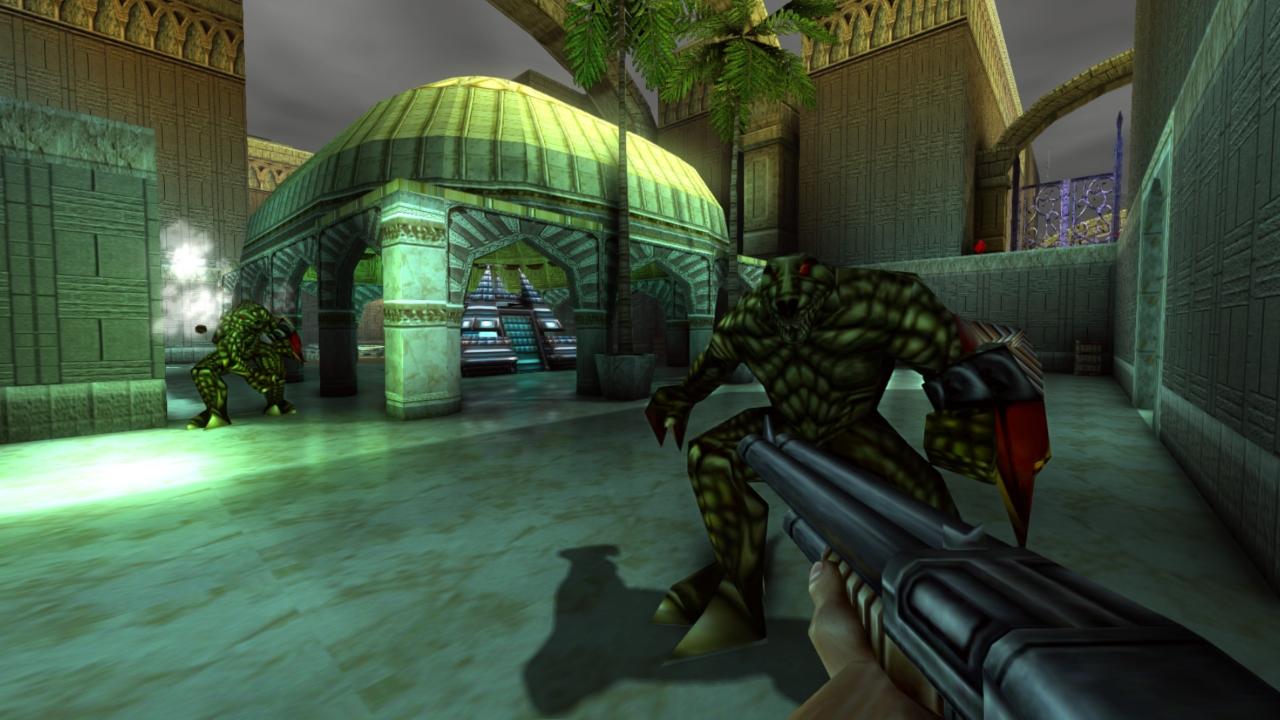 Porta de switch para Turok 2: Seeds of Evil lança 9 de agosto