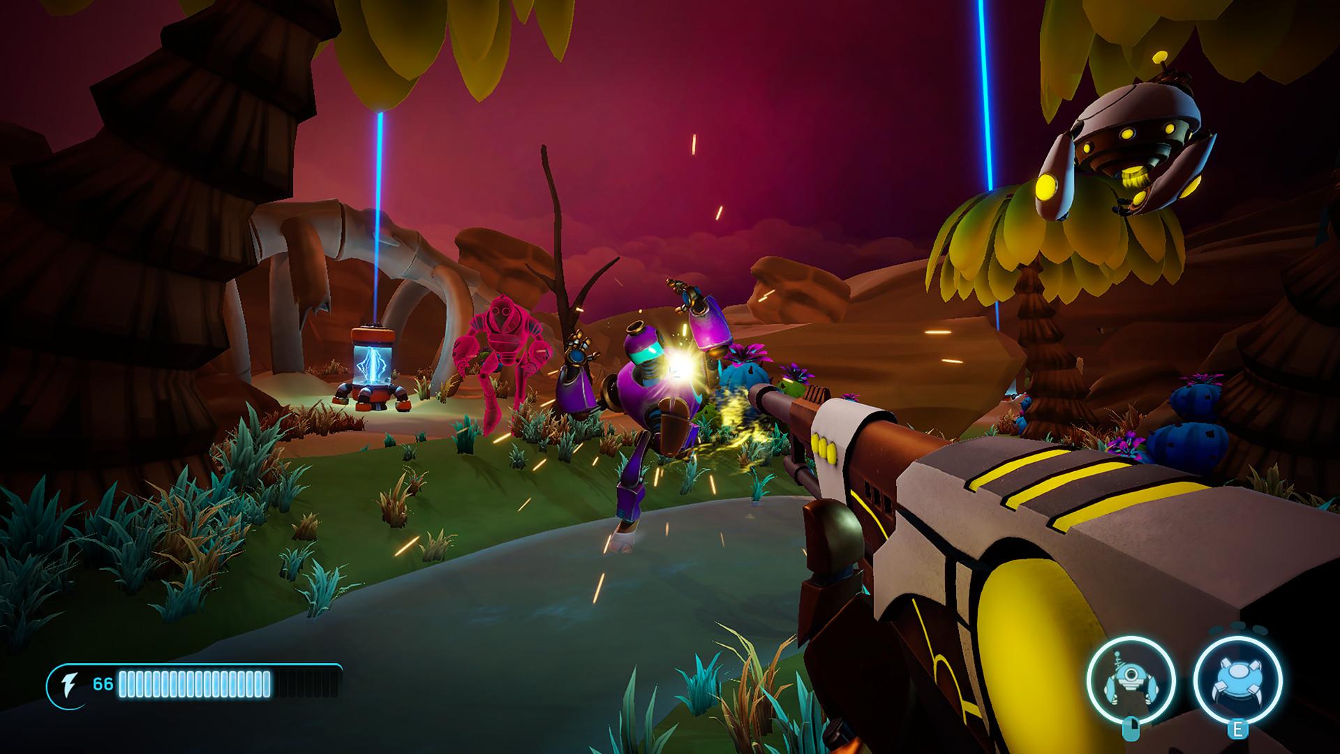 Pós-carga de jogo multiplayer assimétrica recebe nova atualização e fim de semana grátis